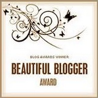 Beautiful Blogger Award picture