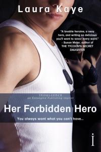 Her Forbidden Hero Book Cover