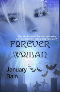 Forever Woman book cover