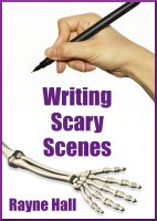 Writing Scary Scenes book cover