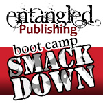 Entangled Publishing 2012 Nanowrimo Boot Camp Smack Down