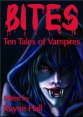 Bites 10 tales of vampires book cover