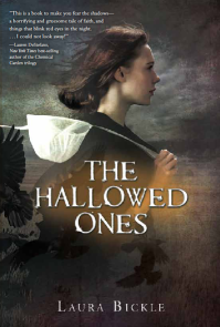 Hallowed book cover used with author permission