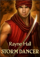 Storm Dancer book cover