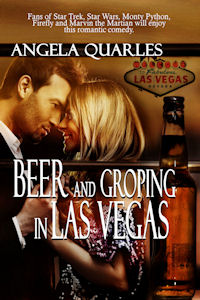 BEER AND GROPING IN LAS VEGAS  Book Cover