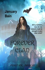 Forever Clan book cover