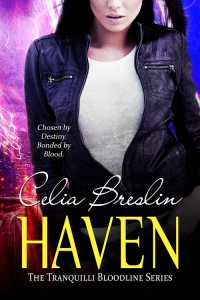 Haven book cover