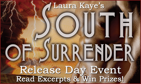 image, Laura Kaye, South of Surrender, Release Day Blitz