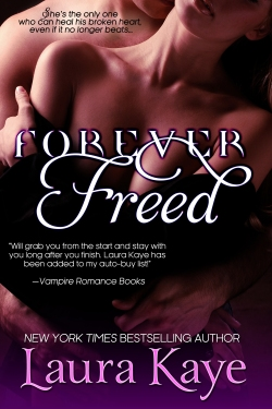 image, Laura Kaye, Forever Freed