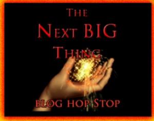 Next Big Thing Blog Hop image