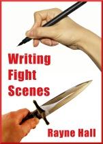 writing fight scenes book cover