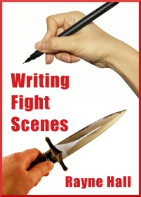 writing fight scenes book cover