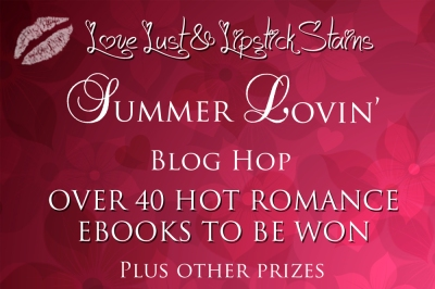 Love, Lust, and Lipstick Stains Blog Hop prize graphic