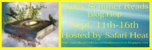 Safari Heat Summer Sultry Reads Blog Hop graphic