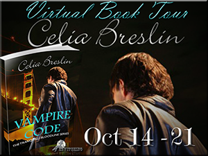 Vampire Code Bewitching book tour October 14 - 21, 2013