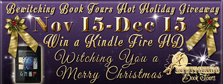 Bewitching Book Tours Hot Holiday Giveaway