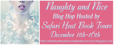 Safari Heat Naughty and Nice Blog Hop graphic