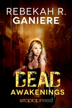 image, Dead Awakenings Book cover, Rebekah Ganiere