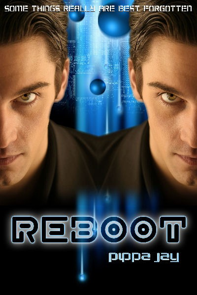 image, Reboot Book cover, Pippa Jay