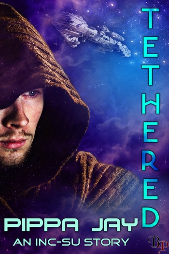 Tethered by Pippa Jay book cover