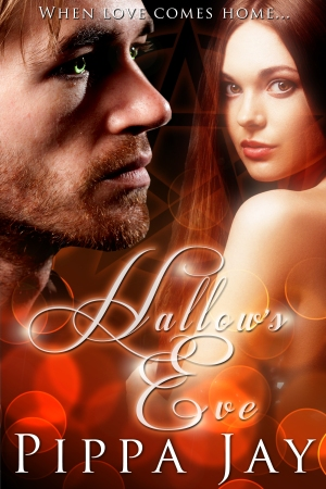 Hallow's Eve book cover by Pippa Jay