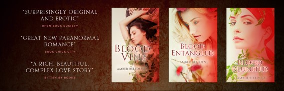 image, Blood Vine Box Set image, Amber Belldene