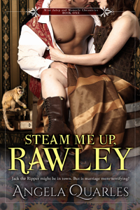Angela Quarles, Steam Me Up Rawley
