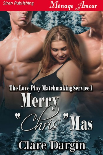Merry-Chris-Mas by Clare Dargin