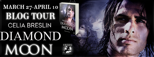 DIAMOND MOON Bewitching book tour, March 27 to April 10, 2015
