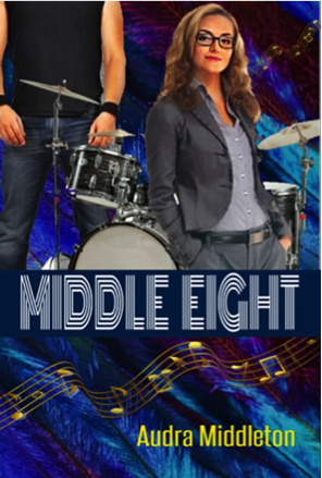 image, middle eight book cover