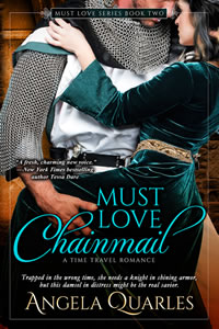 Must Love Chainmail by Angela Quarles