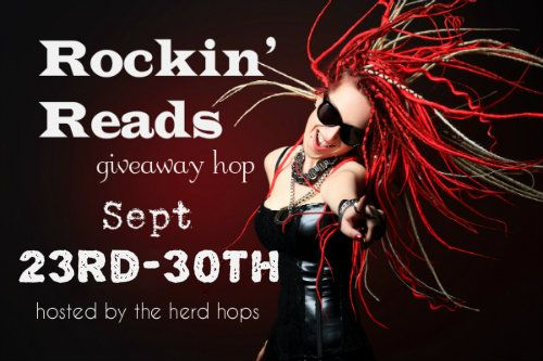 Rockin' Reads Blog Hop by Herd Hops