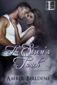 book cover siren's touch