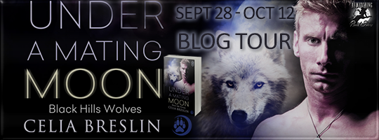 UNDER A MATING MOON Bewitching book tour, September 28 to October 12, 2015