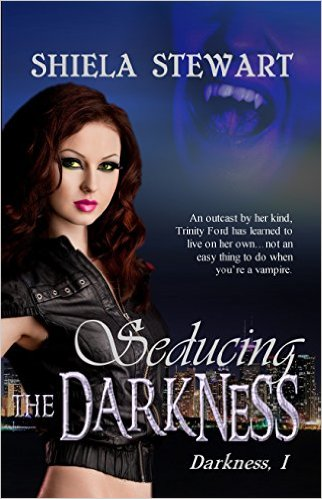 Seducing the Darkness by Shiela Stewart