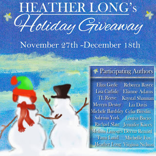 Heather Long's Holiday Giveaway
