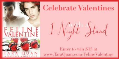 Tara Quan's Feline Valentine Book Release & Giveaway