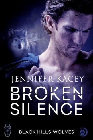 Broken Silence Book cover