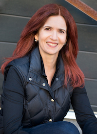 Celia Breslin Author Picture