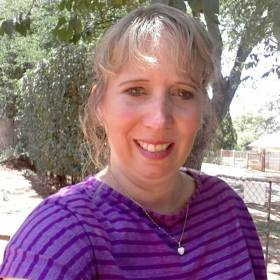 Kathy Bosman, author photo