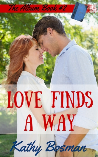 Love Finds A Way by Kathy Bosman book cover