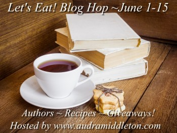 Let's Eat blog hop, June 1 - 15, 2016