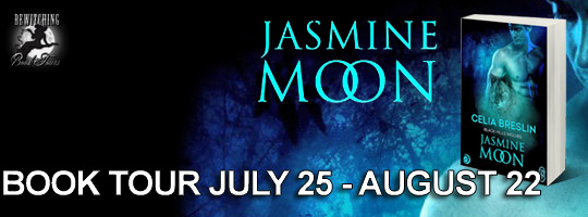 JASMINE MOON Bewitching book tour, July 25 to August 22, 2016