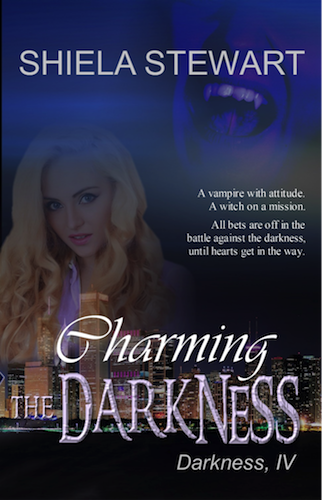 Charming the Darkness by Shiela Stewart