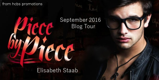 PIece by Piece by Elisabeth Staab - September 2016 Blog Tour