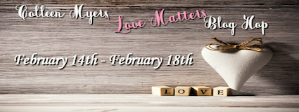 Love Matters blog hop graphic, Feb 14 to Feb 18, 2017