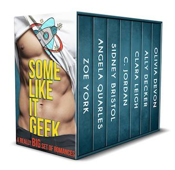 Some Like It Geek, box set image