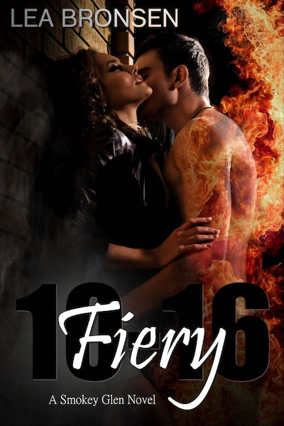 Fiery by Lea Bronsen