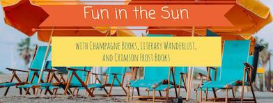 Fun In The Sun, Champagne Books Facebook Party, July 1, 2017