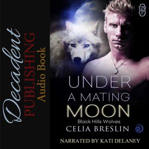 Under A Mating Moon Audi Book cover